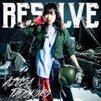 田所あずさ RESOLVE (アーティスト盤) 12cmCD Single