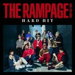 THE RAMPAGE from EXILE TRIBE HARD HIT 12cmCD Single 特典あり