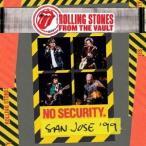 The Rolling Stones フロム・ザ・ヴォルト:ノー・セキュリティ - サンノゼ 1999 [Blu-ray Disc+2SHM-CD]<生産限定盤 Blu-ray Disc 特典あり