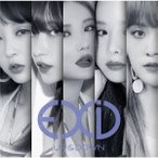 EXID UP&DOWN[JAPANESE VERSION] [CD+DVD]<初回限定盤B> 12cmCD Single ※特典あり