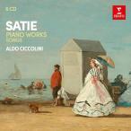 アルド・チッコリーニ サティ: ピアノ作品集、歌曲集 CD