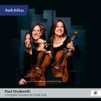 ルース・キリウス ヒンデミット: 無伴奏ヴィオラのためのソナタ全曲 CD