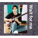 Kim Hyun Joong (SS501/�����) Wait for me ��CD+DVD�ϡ�Type-B�� 12cmCD Single ����ŵ����