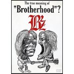 """B'z The true meaning of """"""""Brotherhood""""""""? DVD"""