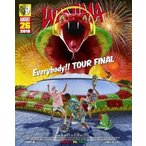 WANIMA Everybody!! TOUR FINAL Blu-ray Disc