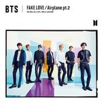 BTS (╦╔├╞╛п╟п├─) FAKE LOVE/Airplane pt.2 б╬CD+DVDб╧бу╜щ▓є╕┬─ъ╚╫Aбф 12cmCD Single ви╞├┼╡двдъ