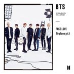 BTS (���ƾ�ǯ��) FAKE LOVE/Airplane pt.2 ��CD+DVD�ϡ��������B�� 12cmCD Single ����ŵ����