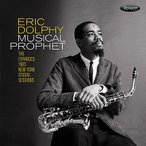 Eric Dolphy Musical Prophet: The Expanded 1963 New York Studio Sessions CD