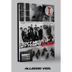 EXO Don't Mess Up My Tempo: EXO Vol.5 (ALLEGRO ver.) CD ※特典あり