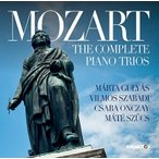 Mozart モーツァルト   Comp.piano Trios  Gulyas P Szabadi Vn Onczay Vc Szucs Va 輸入盤