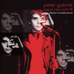 Peter Gabriel Live In New York '78 King Biscuit Flower Hour CD