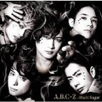 A.B.C-Z Black Sugar [CD+DVD]<初回限定盤B> 12cmCD Single ※特典あり