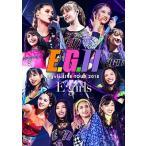 E-girls E-girls LIVE TOUR 2018 〜E.G. 11〜 [3DVD+CD]<通常盤> DVD