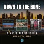 Down To The Bone Classic Album Series: From Manhattan To Staten / The Urban Grooves / Spread The Word CD