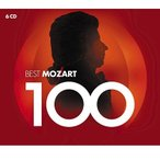 Various Artists 100ベスト・モーツァルト(2019年版) CD