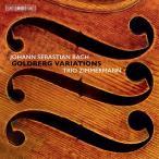 Bach  Johann Sebastian バッハ   String Trio goldberg Variations  Trio Zimmermann 輸入盤