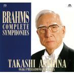 朝比奈隆 ブラームス 交響曲全集 1979 80 タワーレコード限定 SACD