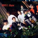 MONSTA X Alligator [CD+DVD]<初回限定盤B> 12cmCD Single ※特典あり