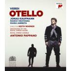 ヨナス・カウフマン ヴェルディ:歌劇「オテロ」(全曲) Blu-ray Disc