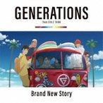 GENERATIONS from EXILE TRIBE Brand New Story 12cmCD Single