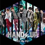 Kis-My-Ft2 HANDS UP [CD+DVD]<初回盤B> 12cmCD Single