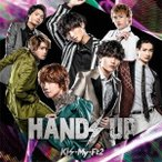 Kis-My-Ft2 HANDS UP<通常盤> 12cmCD Single