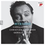 クリスティアン・ゲルハーヘル ミルテの花 CD