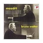 BRUNO WALTER/COLUMBI モーツァルト:交響曲第25番、第28番、 CD