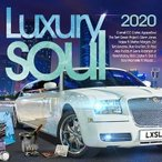 Various Artists Luxury Soul 2020 CD