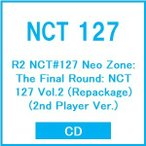 NCT 127 NCT#127 Neo Zone: The Final Round: NCT 127 Vol.2 (Repackage)(2nd Player Ver.) CD