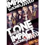 SixTONES TrackONE -IMPACT- [2Blu-ray Disc+リーフレット]<通常盤> Blu-ray Disc