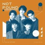 Sexy Zone NOT FOUND [CD+DVD]<初回限定盤B> 12cmCD Single ※特典あり
