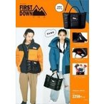 FIRST DOWN 2WAY DOWNLIKE SHOULDER BAG BOOK Book ※特典あり