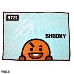 BT21 BT21 マイヤーひざ掛け/ひょっこり SHOOKY Accessories