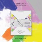 SEVENTEEN Your Choice [CD+Photo Book+Lyric Book]<ONE SIDE Ver.> CD ※特典あり