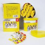 TWICE LEMONA×TWICE ハート缶 (2g×70包) 食品