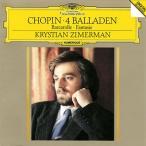 ���ꥹ����ĥ����ޥ� Chopin: 4 Balladen No.1-No.4, Barcarolle Op.60, Fantasie Op.49 CD