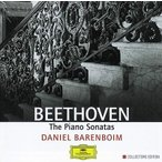 ダニエル・バレンボイム Beethoven: The Piano Sonatas No.1-No.32 (1981-84) / Daniel Barenboim(p) CD