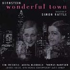 サイモン・ラトル Bernstein: Wonderful Town CD