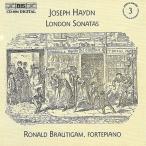 ロナルド・ブラウティハム Joseph Haydn: London Sonatas CD