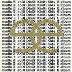 KinKi Kids E album CD