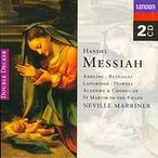 �ͥ����롦�ޥ�ʡ� Handel: Messiah / Marriner, Ameling, Reynolds, Langridge CD