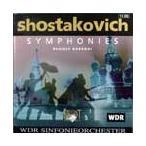 ルドルフ・バルシャイ Shostakovich: Complete Symphonies CD