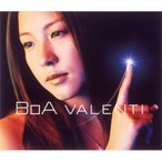 BoA VALENTI (アルバム) [CCCD] CopyControl CD