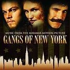 Gangs Of New York CD