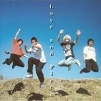 L.A.P Love and Piece CD
