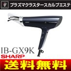 IB-GX9K(B) プラズマクラスタースカルプエステ 頭皮ケア・ヘアエステ ドライヤー シャープ(SHARP) IB-GX9K-B