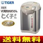 ショッピングタイガー タイガー魔法瓶(TIGER) VE電気まほうびん(電気ポット・電動ポット) とく子さん 省スチーム設計 容量3L PIK-A300-C