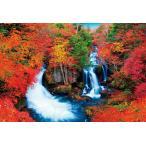 ジグソーパズル BEV-51-209 風景 秋の竜頭の滝 1000ピース
