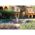 ジグソーパズル EPO-25-176 風景 コート ダジュールの花庭 300ピース